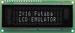LCD_Emulator_2x16