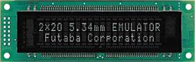 LCD_Emulator_2x20-5mm