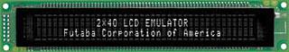 LCD_Emulator_2x40