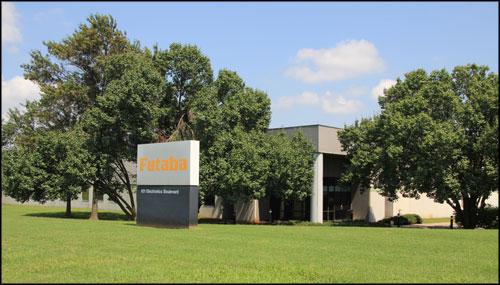 Futaba Corporation of America - Huntsville, Alabama